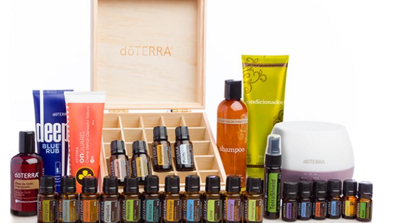 Aromaterapia (Oleos essenciais)