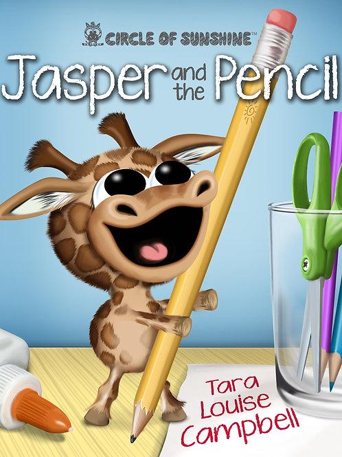 Circle of Sunshine: Jasper and the Pencil (PDF Book)