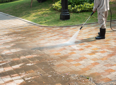 Pressure Washing vs Soft Washing: What's the difference?