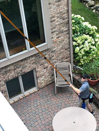 Oakland county michigan window cleaning