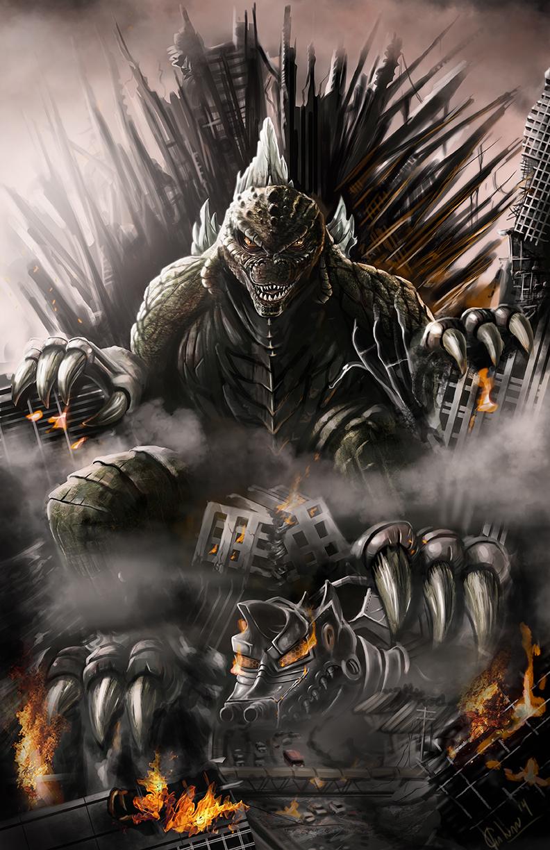GOT Godzilla