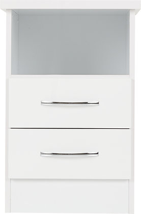 Wynn - 2 Door Bedside Cabinet (