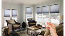 Remote Control Blinds sale - October 1 - December 31, 2014