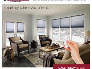 Remote Control Blinds sale - October 1 - December 31, 2014