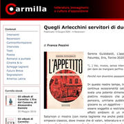 Carmilla on line | 09.06.20