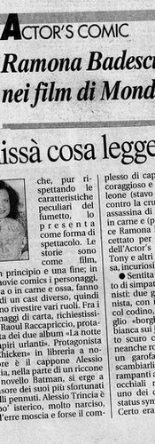 Il Tempo 1997