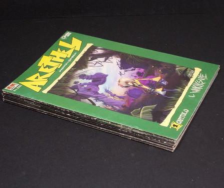 Arethel | prima ed.