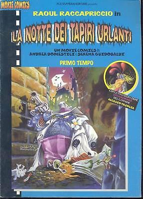 La Notte dei Tapiri Urlanti 1