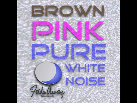 The Difference Between White Noise, Pink Noise and Brown Noise