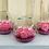 Thumbnail: Bulle de roses éternelles fuchsia