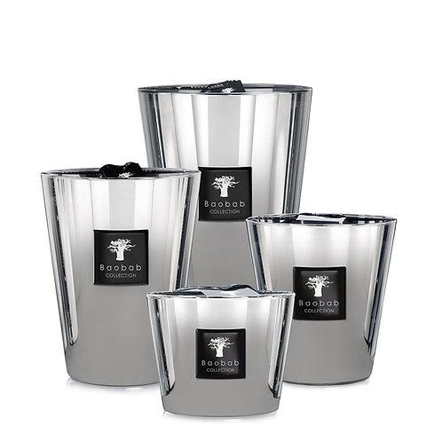 Bougie Baobab - Platinum