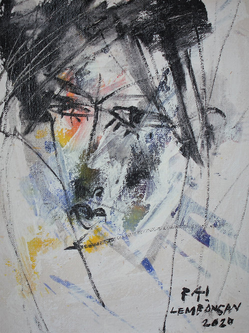 Small painting on canvas 62