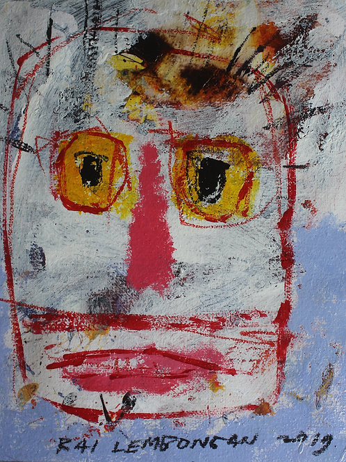 Small painting on canvas 8