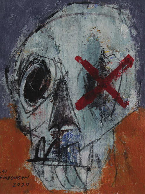 Small painting on canvas 47