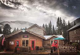 Restaurants in Cooke City Montana