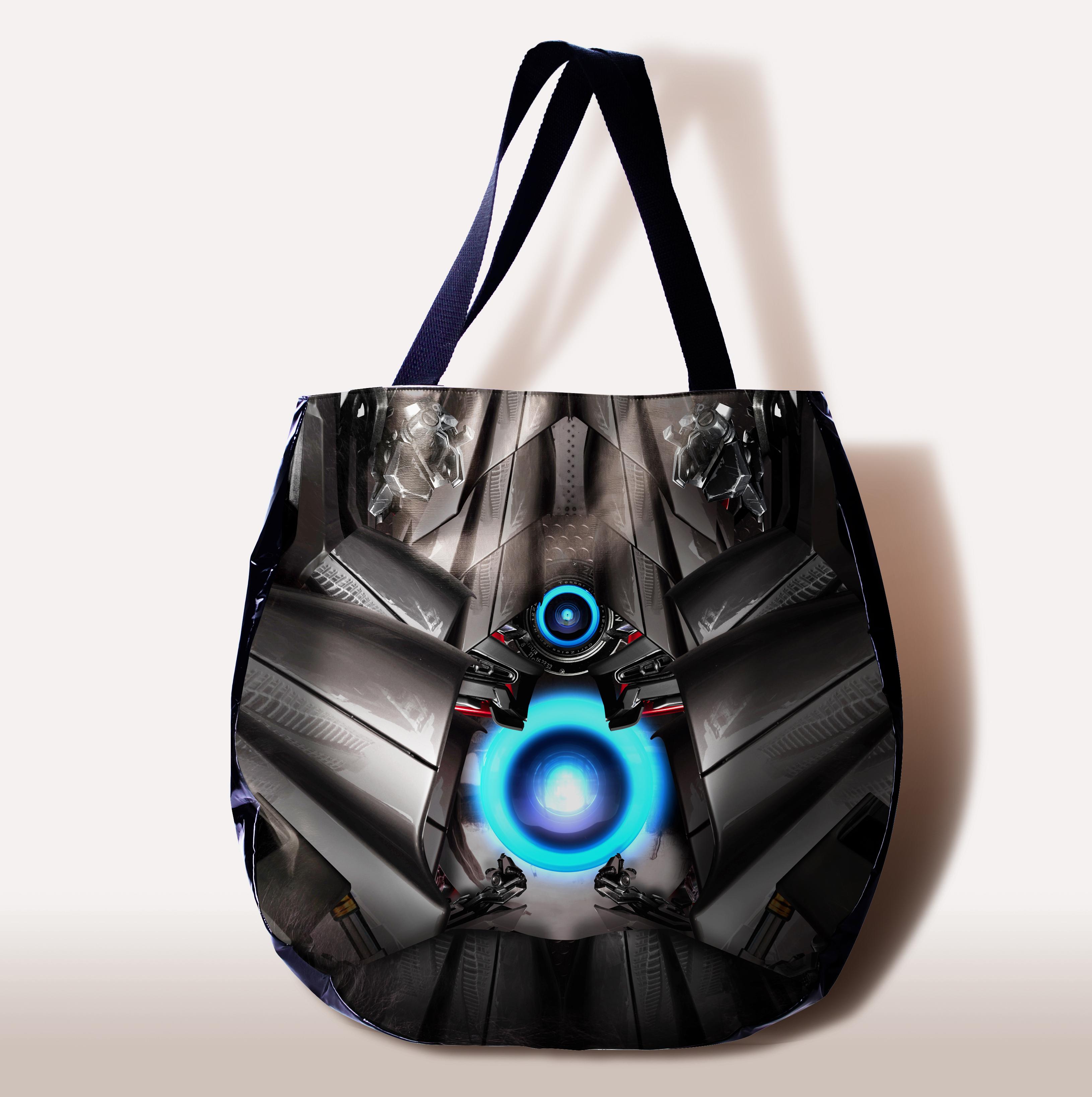 IRONMAN black bag