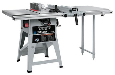 Clacton Tool Hire contractors table saw
