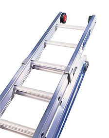 Clacton Tool Hire 20ft rope operated double ladder
