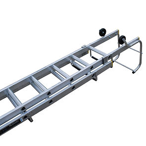 Clacton Tool Hire double extension roof ladder