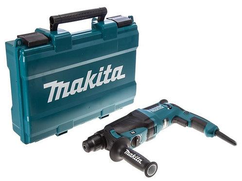 Makita HR2630 Makita 3 Mode SDS+ Rotary Hammer Drill 240V