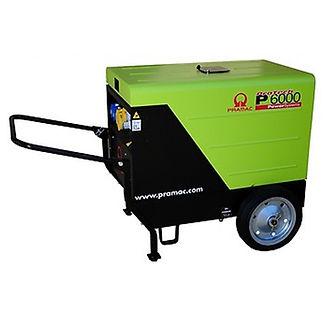 Clacton Tool Hire 6 kva diesel generator
