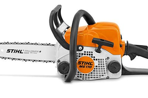"""STIHL MS 170 30cm / 12"""" Petrol Chainsaw"""