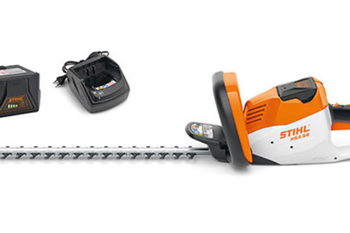 STIHL HSA 56 Cordless Hedge Trimmer with AK 10 Battery and AL 101 Charger