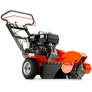 Clacton Tool Hire tree stump grinder