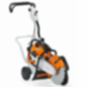 Clacton Tool Hire Trolley mounted disc cutter