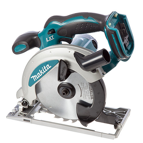 Makita DSS610Z Cordless 18V Li-Ion Circular Saw (Body Only)