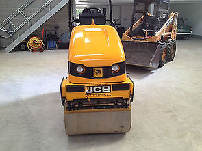 Clacton Tool Hire 80 jcb roller