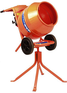 Clacton Tool Hire belle mini petrol mixer
