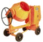 Clacton Tool Hire site mixer