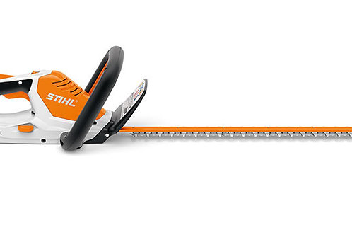 Stihl HSA 45 - hedge trimmer with integrated battery