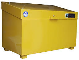 Clacton Tool Hire site tool chest