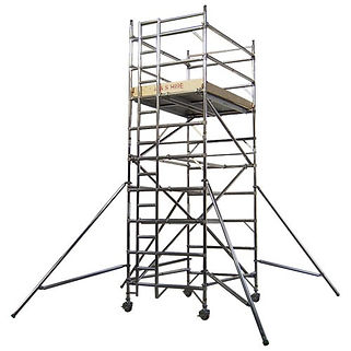 Clacton Tool Hire narrow span ladder tower