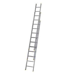 Clacton Tool Hire 12ft treble ladder