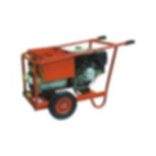 Clacton Tool Hire petrol 200 amp arc welder