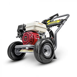 Clacton Tool Hire 300psi petrol pressure washer