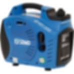 Clacton Tool Hire 600 watt petrol suitcase generator
