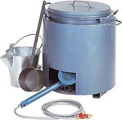 Clacton Tool Hire bitumen pot