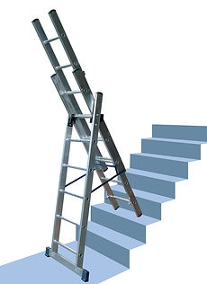 Clacton Tool Hire combination ladder