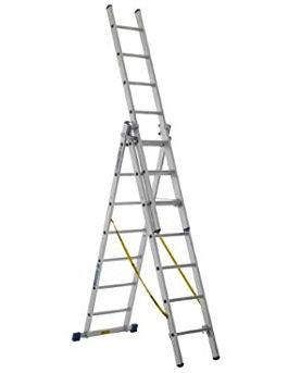 Clacton Tool Hire skymaster treble ladder