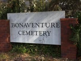 Bonaventure Cemetery-Savannah, Georgia