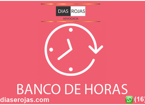 Banco de horas!!!!