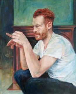 Simon oil on canvas 40x50cm 2018.jpg