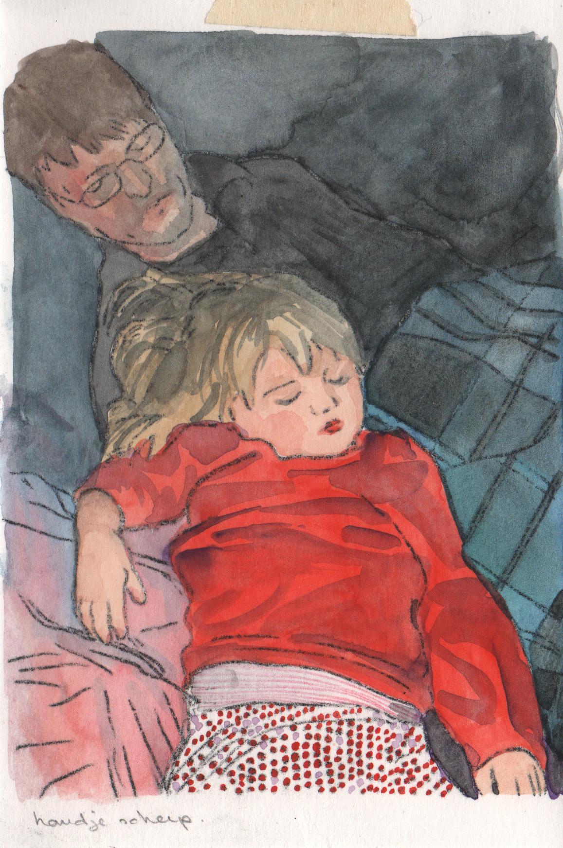 Johan & dochter