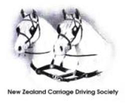 NZCDS Logo - Two Ponies