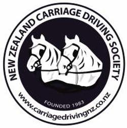 NZCDS Logo - Sticker - 2 pack