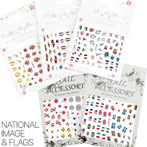 NATIONAL IMAGE & FLAGS